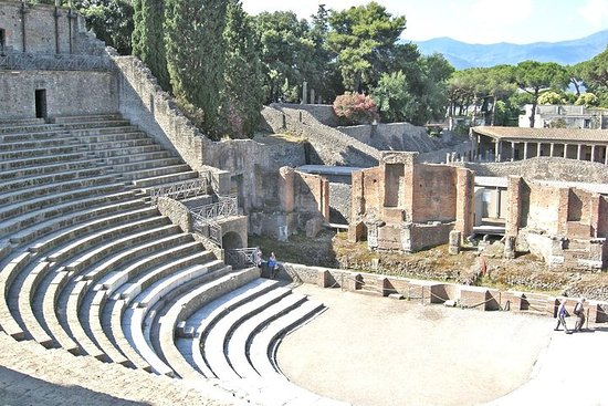 Skip the Line Ancient Pompeii Small Group Walking Tour with Top Rated...