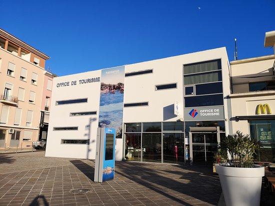 Office de Tourisme de Saint Raphael
