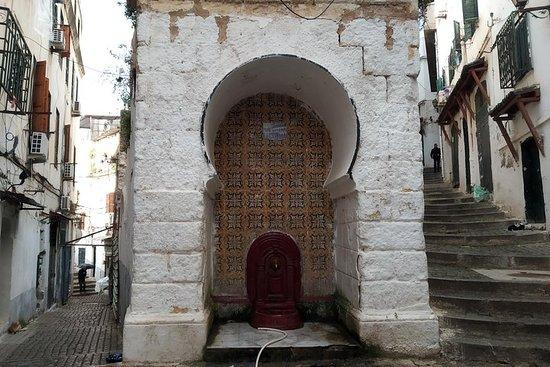 Visite à pied de la Casbah par...