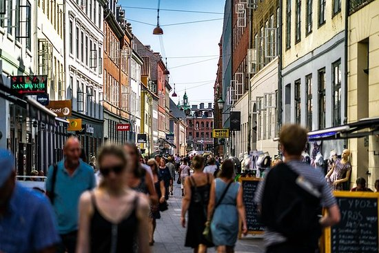 Kopenhagener Stadtspaziergang