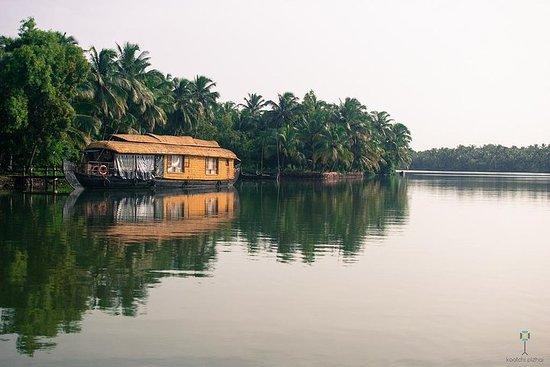 Crociera Houseboat a Bekal da Mangalore