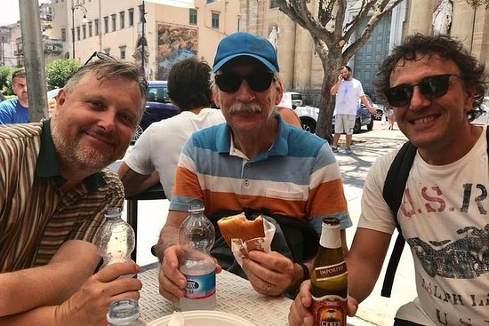 Palermo street food tour with Chef...
