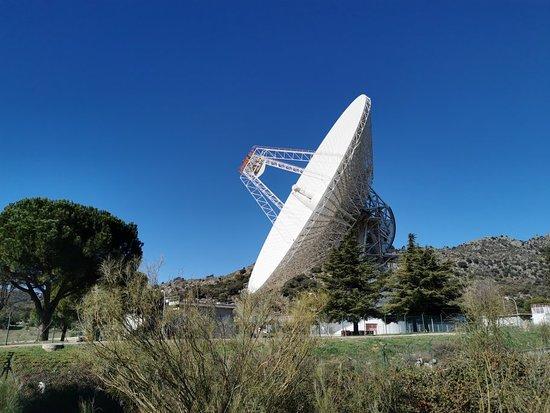 Robledo de Chavela, Spain: Centro de satélites la NASA.