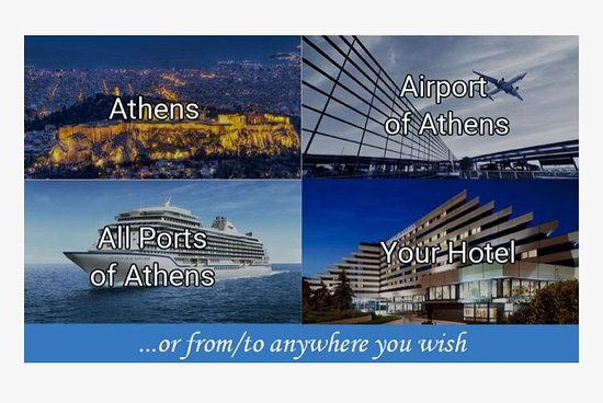 Happy Transfer Athens & Tours
