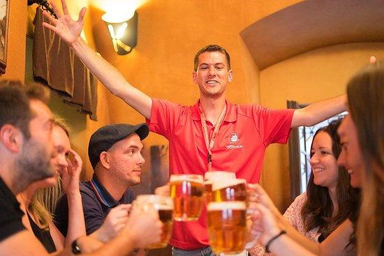 Excursão Noturna de Cerveja e Bar...
