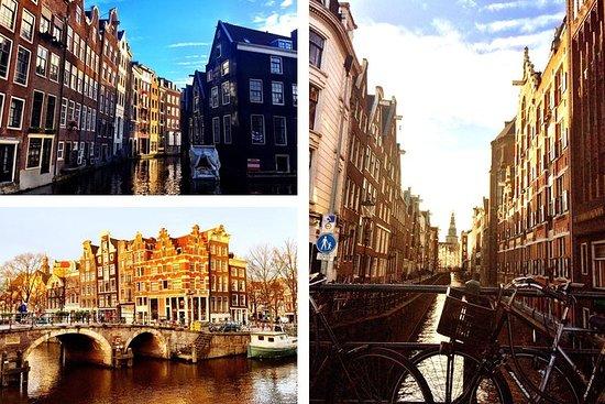 Expérience d'une journée à Amsterdam