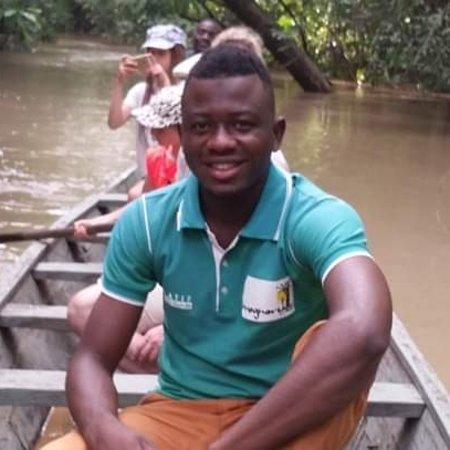 Damongo, Гана: All from mognori eco village. All this activities life