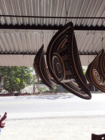 Sampues, Colombia: Sombreros vueltiaos
