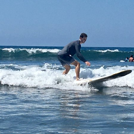 Surfers' Paradise at Jaco, Puntarenas, Costa Rica.