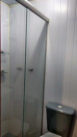 Porto Joffre: Camarote - banheiro