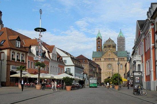 Speyer City tour con la catedral