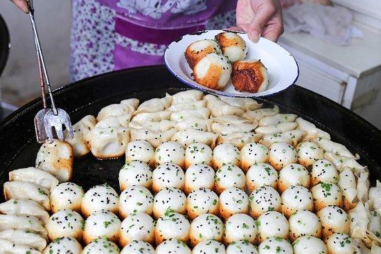 Visite culinaire du vieux Shanghai