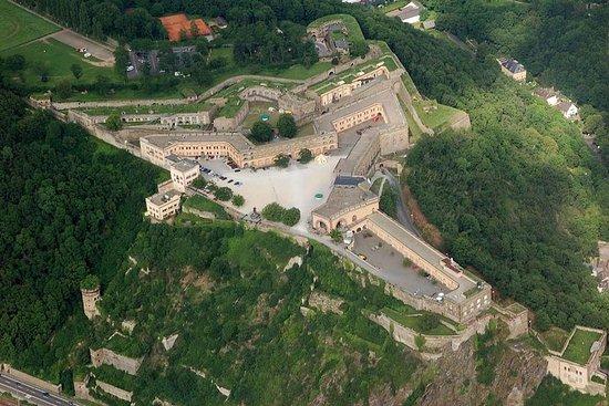 Coblence Visite guidée de la forteresse d'Ehrenbreitstein