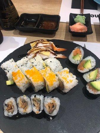 寿司 打 平均