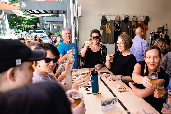 Ithaca is Foodies: Downtown Beha Craft Craft Beverage Tour