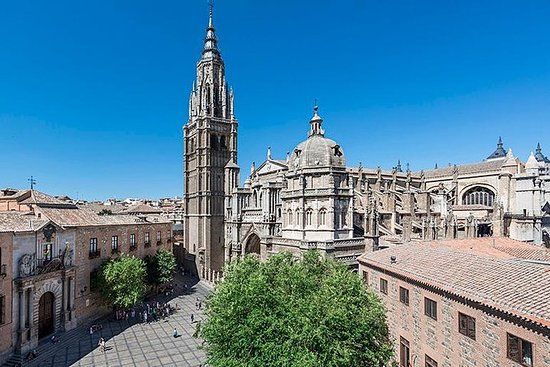Visite guidée à pied de la cathédrale...