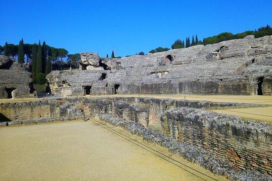 Itinerario de las ruinas romanas de...