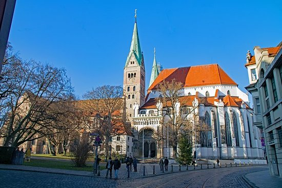 Augsburg - half day guided tour