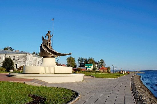 Фотография Petrozavodsk Walking Tour with Visit to Local lore Museum