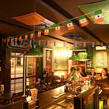O pub da cidade