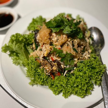 Best Spicy Yusheng!