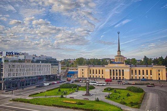 Esplora Petrozavodsk - la capitale della regione della Carelia con un