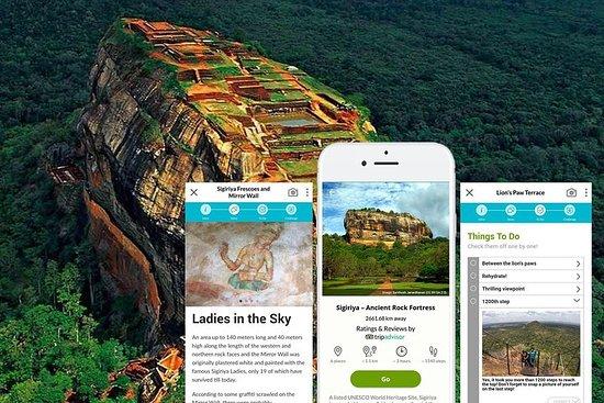 Visite auto-guidée: Sigiriya (site du...