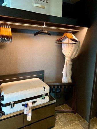 櫻花季的康萊德,大阪頂級酒店