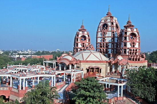 Biggest iskon temple of Delhi - Reviews, Photos - ISKCON Temple Delhi -  Tripadvisor