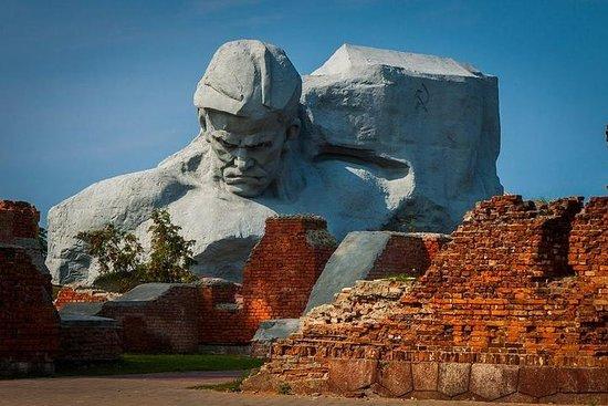プライベートツアー:ブレスト要塞-ブレストシティ-ベロベスカスカヤプシュチャ…