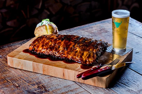 ribs & beer