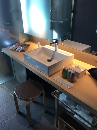 Wonderful stay and love the in-room onsen