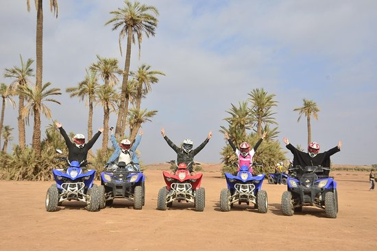 Best Quad Marrakech