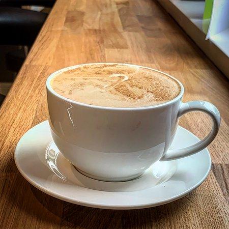 Welsh Coffee