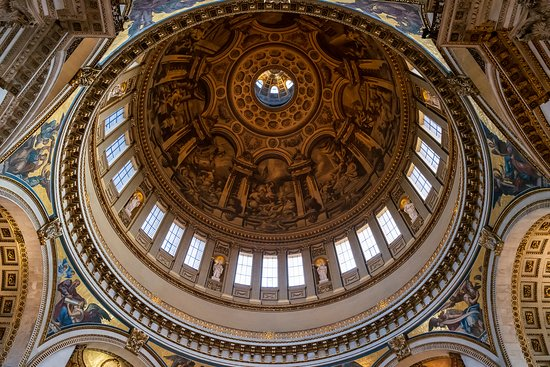 St Paul's Cathedral Admission Ticket: Great Dome