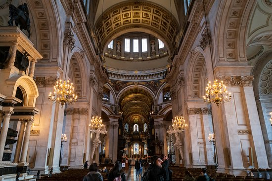 St Paul's Cathedral Admission Ticket: St. Paul's Cathedral