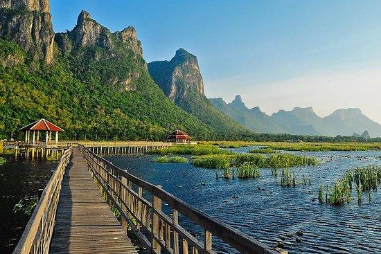 Excursion sur la rivière Pranburi