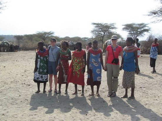Samburu National Reserve, Keňa: the best cultural tour