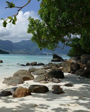 Sainte Anne Island, Seychelles: Am Strand von Round Island