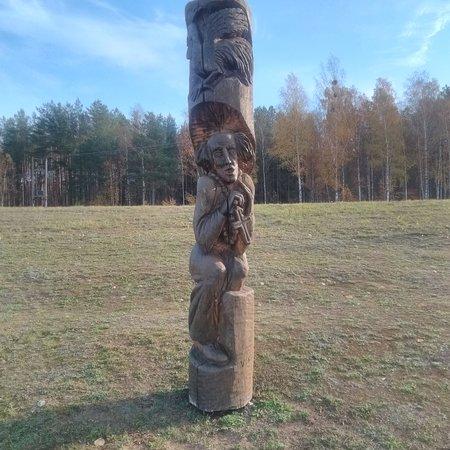 Around the Druskininkai area
