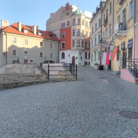 Out &about in Lublin
