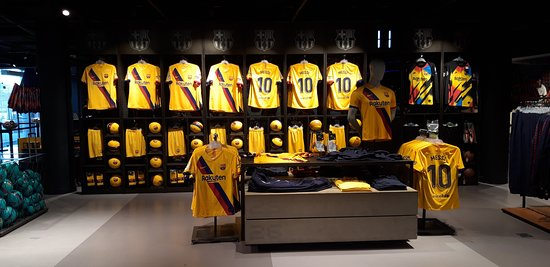 FC Barcelona Official Store - Camp Nou