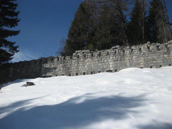 Sant'Antonio di Mavignola, Italien: Forte Clemp