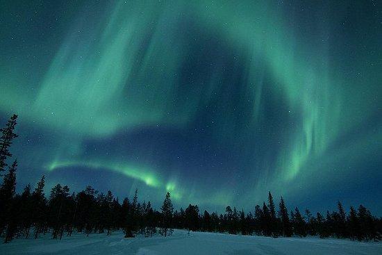 Schneemobil Aurora Expedition mit...