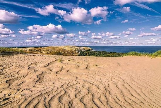 Private Shore Excursion: Curonian Spit and Highlights of Klaipeda