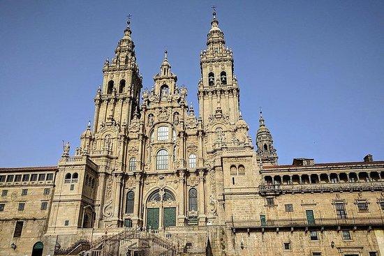 1-day tour of Santiago da Compostela...