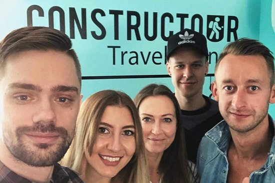 CONSTRUCTOUR Travel Agency