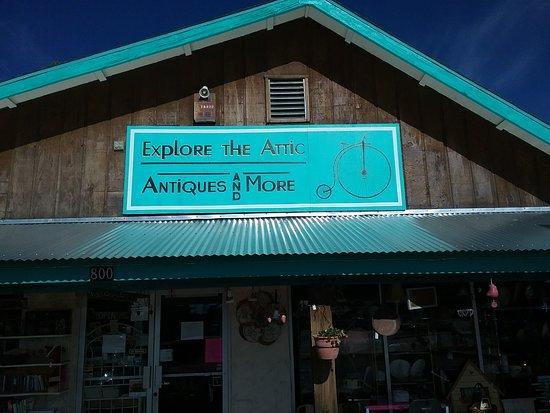 Explore the Attic