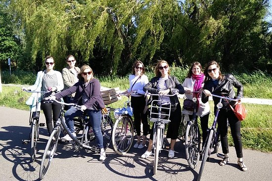 Private Urban Farming Bike Tour in Amsterdam – fotografija
