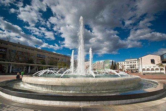 Réservez votre visite Podgorica à pied